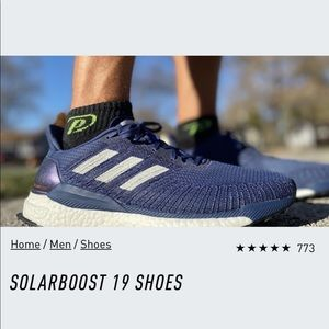 Adidas | Solarboost 19 Running Athletic Shoes